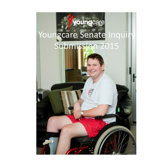 Youngcare Senate Inquiry 2015