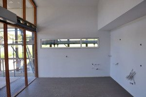 Kitchen construction at the Youngcare Share House in Wooloowin