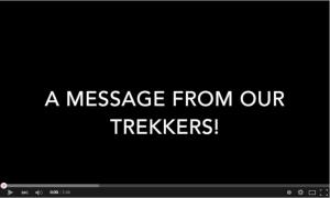 Youngcare Simpson Desert Challenge 2015 - Trekker update