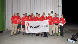 Day 1 of the Youngcare Simpson Desert Challenge 2015