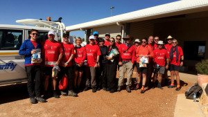 Day 2 of the Youngcare Simpson Desert Challenge 2015