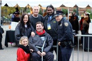 Tim-Lofty-and-support-crew-with-NYC-Marathon-officials
