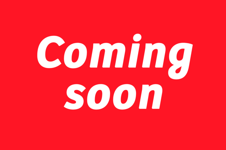 text: coming soon